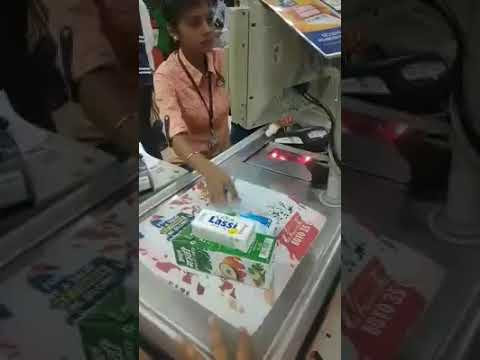 Big Bazaar billing
