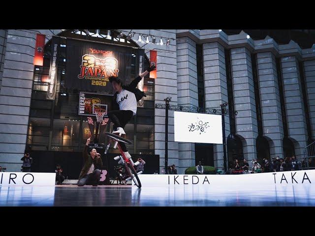 3x3日本選手権にゲスト出演