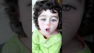 New Cute Baby Making Sounds Like Cat 2018