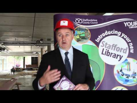 Introducing the new Stafford library