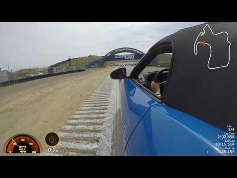2017 Jaguar F-Type SVR Convertible - Mazda Raceway Laguna Seca