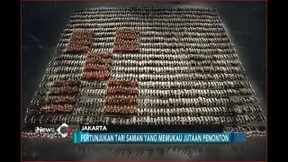 MEMUKAU! Ribuan Penari Saman Hipnotis Jutaan Penonton Asian Games - iNews Pagi 19/08 MP3