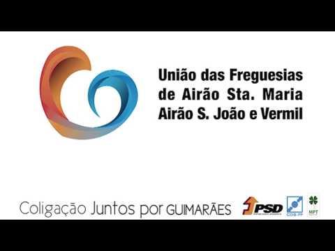 União das Freguesias de Airão Sta. Maria, Airão S. João e Vermil