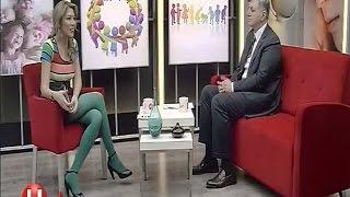 Sibel Arna Beautiful Turkish Tv Presenter 15.03.2013