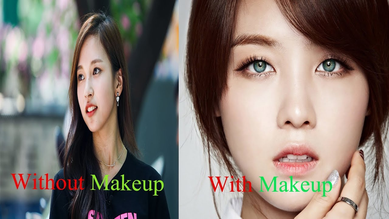 Top 10 Most Beautiful K Pop Idols Without Makeup In 2017 Youtube
