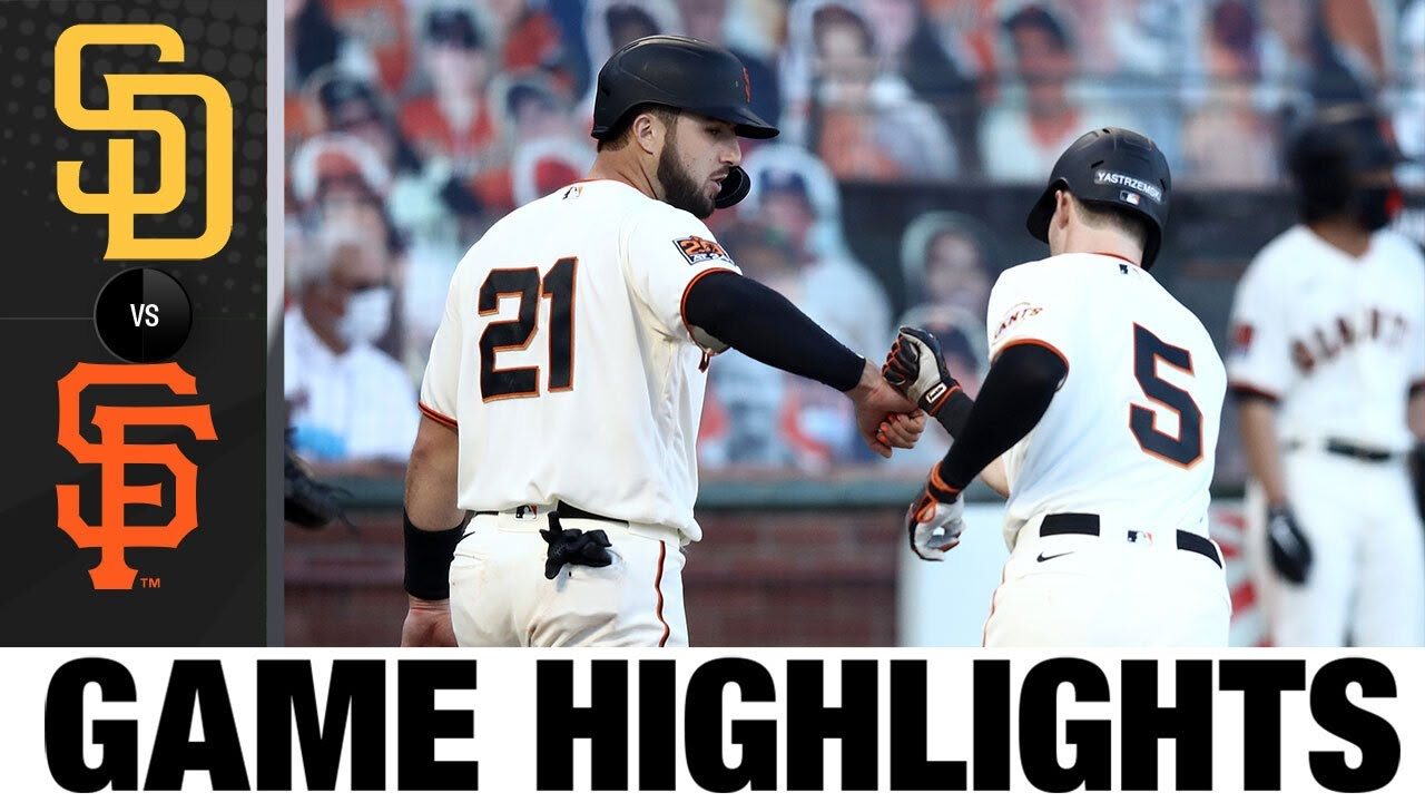 Giants smash 3 home runs in 5-4 win over Padres | Padres