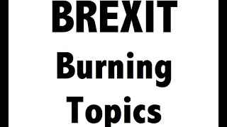 BREXIT - Why Britain separated from European Union - IAS/PSC/UPSC