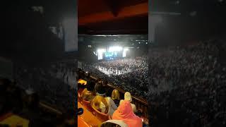 Eminem concert random singer