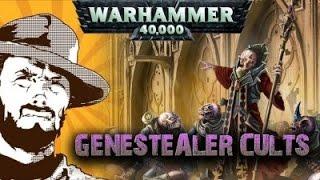 FFH Обзор  Genestealer Cults Warhammer  Часть 1