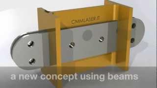 assembling steel beam structures | CMM Laser