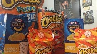 How To Make Mac N Cheetos (Burger King)