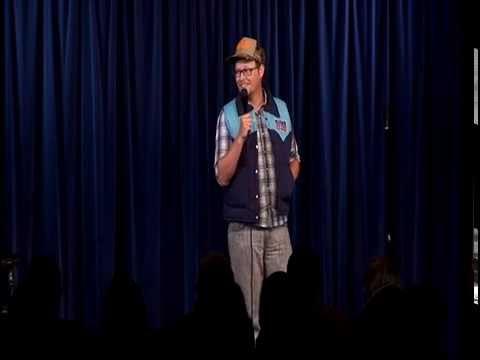 Jarrod Harris at Comedy and Magic Club