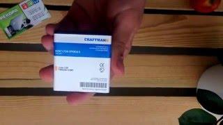 Аккумулятор Craftmann SONY LT26i XPERIA S 1500mAh BA800