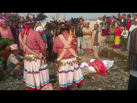 लिम्बु समुदायको काे धामिक परम्परा, limbu dhami haru,Nepali best lingden