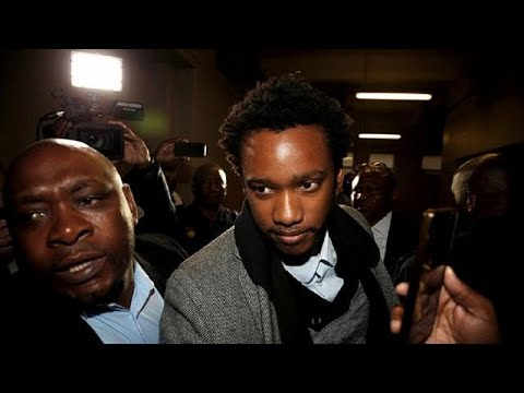 S.Africa: Zuma's son in court on corruption charges