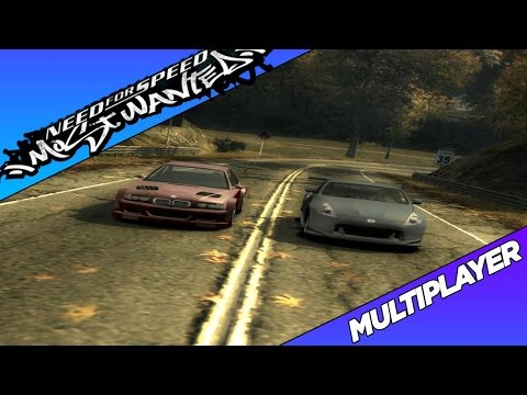 Need For Speed Most Wanted 2005 Online 2017!!!