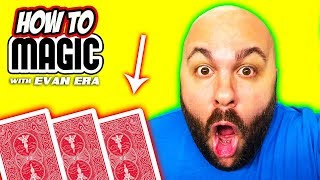 this CARD TRICK blew my MiND!