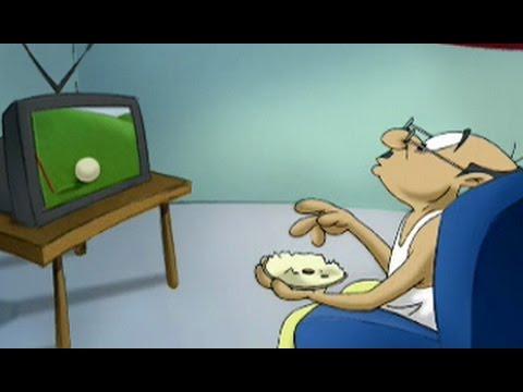 Golf Ball || Funny Cartoon Animation