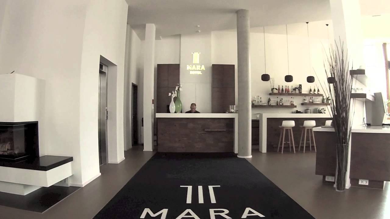 Hotel MARA - Ilmenau - YouTube