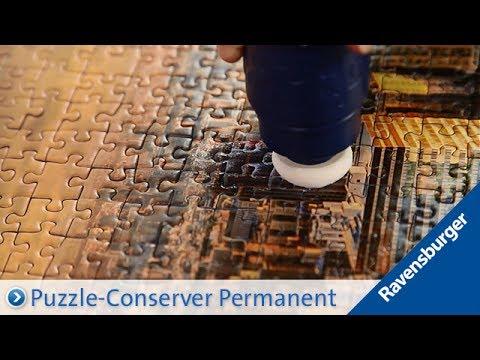 Ravensburger Puzzle Puzzle Conserver Permanent