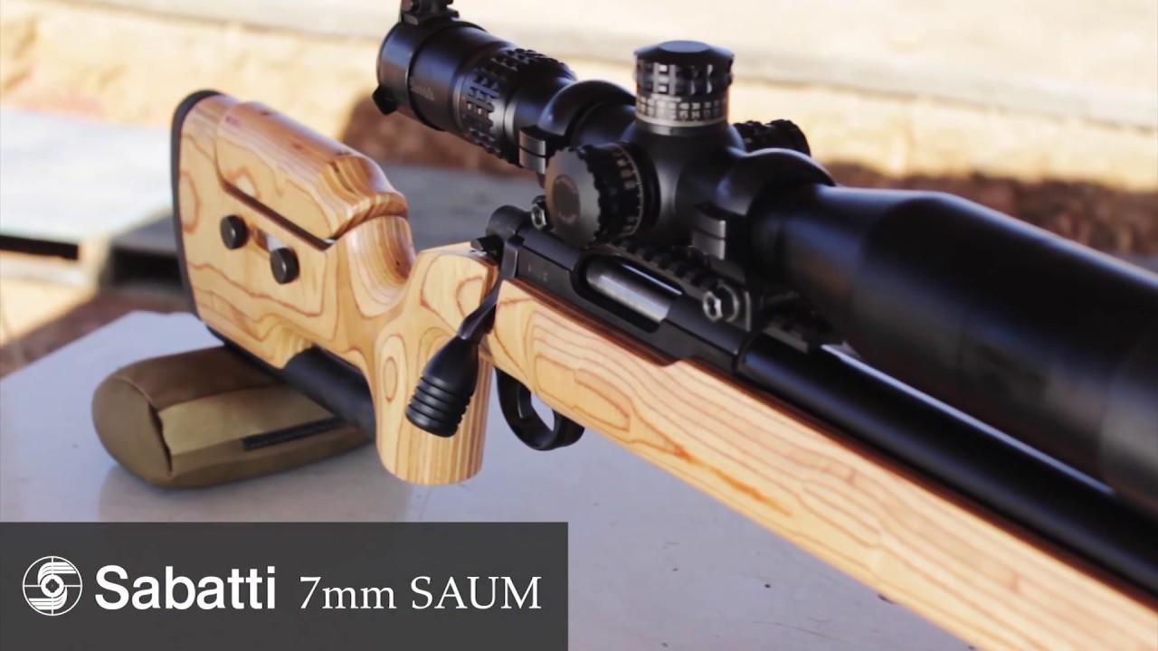 Repeat Rapala VMC - Sabatti 7mm SAUM Review by HunTech TV