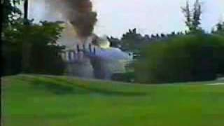 Electrical Transformer Blast