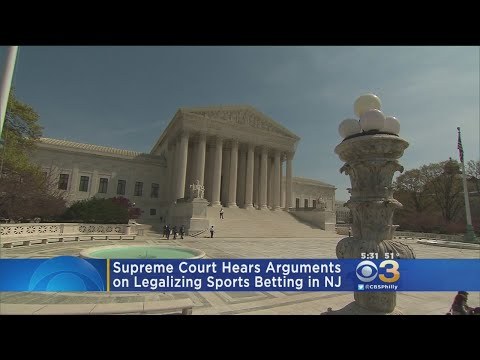 Supreme Court Takes Up New Jersey Sports Betting Case