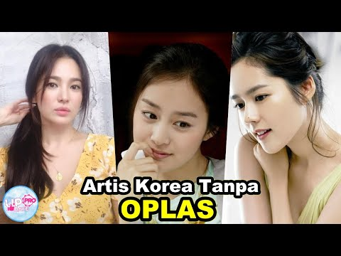 Curi Perhatian! Pesona Artis Korea Yang Tanpa Operasi Plastik