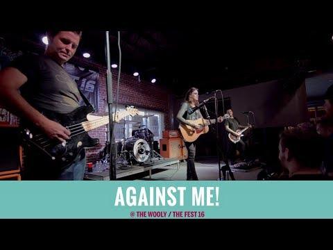 Against Me! [MYSTERY BAND][FULL SET] @ The Fest 16 2017-10-27