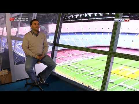 Messi: El dia que debut el 10 - Barcelona TV