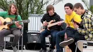 Superwiser Unplugged Konzert im Oberstenfelder Freibad