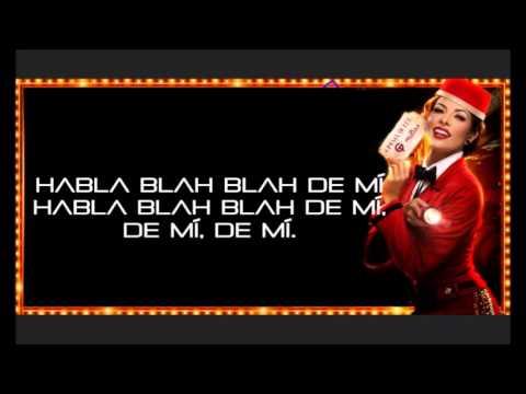 HABLA BLAH BLAH  GLORIA TREVI