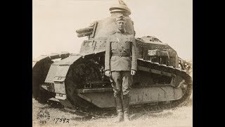 World War I Meuse-Argonne Offensive on American Artifacts