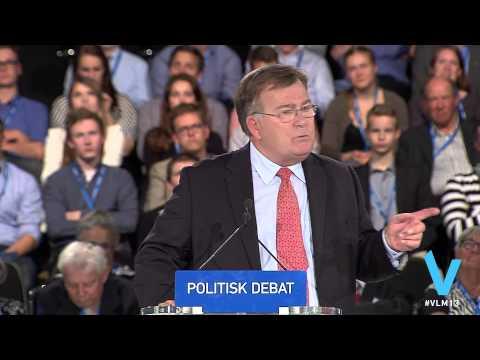 Claus Hjort Frederiksens tale til Venstres Landsmøde 2013