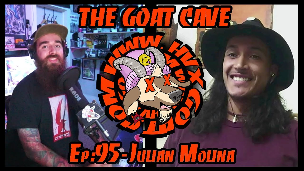 The Goat Cave Podcast (Ep:95-Julian Molina)