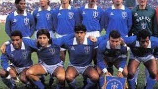 Copa América 1991: Brasil x Colômbia (fase final)