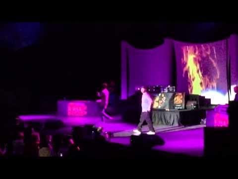 Legends of Southern Hiphop - Juvie Gets Pissed at DJ