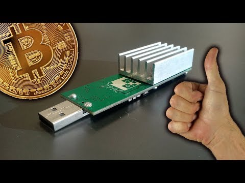 Bitcoin Mining At Home Using The GekkoScience 2PAC USB Mining Stick