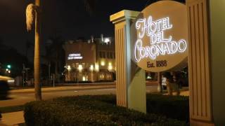 rebel canon t6i 750d video photo night test coronado hotel del
