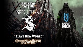 Sepultura - Slave New World - Hell and Heaven 2016