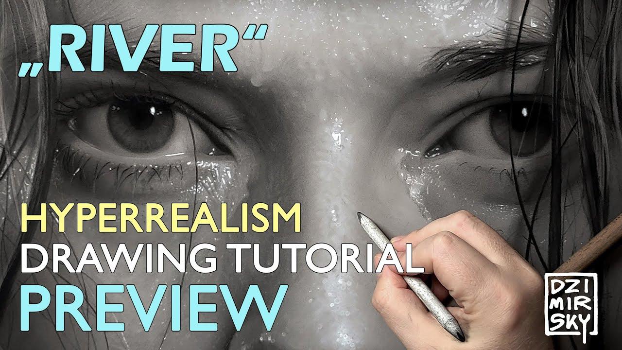 Download Dirk Dzimirsky - Hyperrealism Drawing Tutorial Workshop Preview