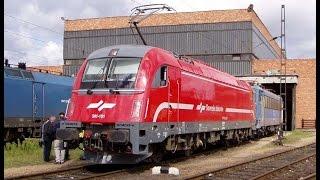 #980. Поезда Венгрии (классное видео)(Самая большая коллекция поездов мира. Здесь представлена огромная подборка фотографий как современного..., 2014-10-30T21:32:18.000Z)