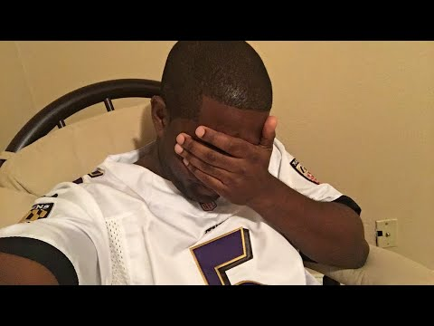 2017 NFL WEEK 7 HIGHLIGHTS - VIKINGS VS RAVENS 24-16 - FLACCO NOT AT FAULT FOR THIS ONE