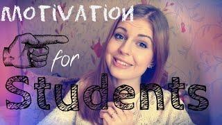 Мотивация для учеников\студентов. Как заставить себя учиться? Полюбить школу?Ваша Саша♥