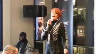 Dorinda ClarkCole quotBless This Housequot Living It Listening Event BMI New York New York 12915