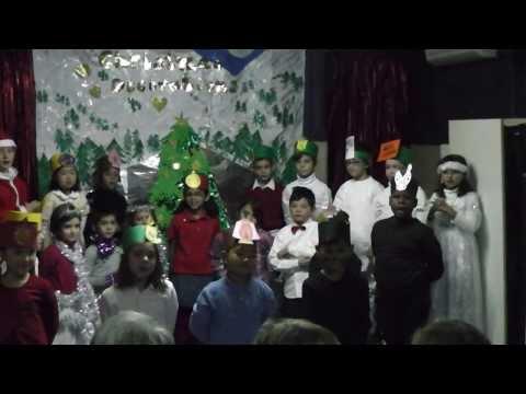 Tuna İsmet AYGUN Numont School Christmas Show Dec 2013 Madrid