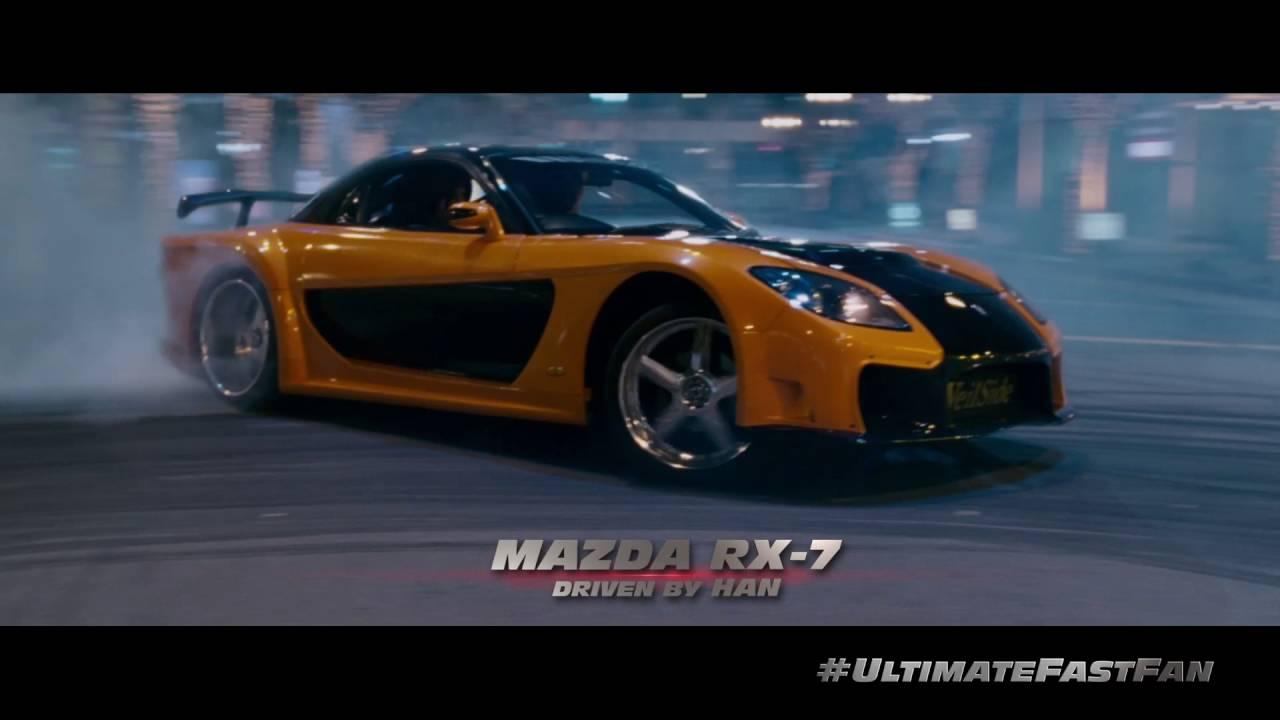 Fast & Furious: Favorite Car Fan Highlights