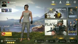 SURVIVOR ROYALE ANDROID GAMEPLAY screenshot 2
