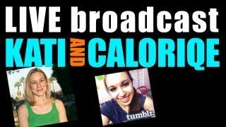 Video Eating Disorders & PTSD - Live Broadcast Kati & Caloriqe download MP3, 3GP, MP4, WEBM, AVI, FLV Oktober 2018
