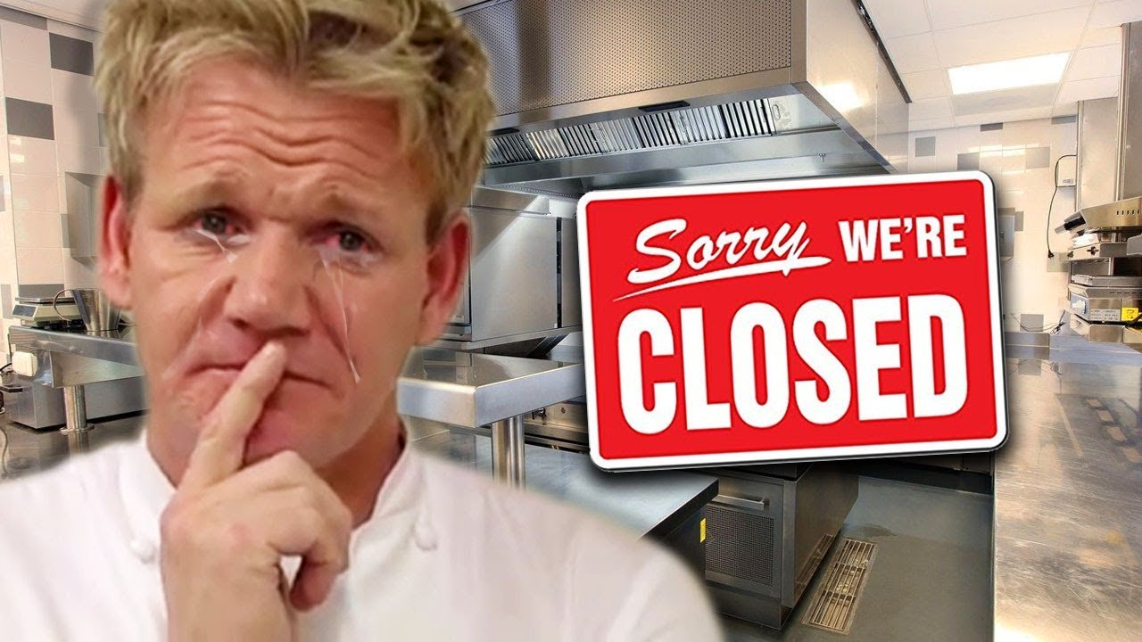 Download Gordon Ramsay's Career Officially Ended After This Happened..